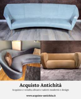Acquisto e vendita divani e salotti moderni e design