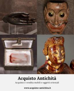 Acquisto e vendita mobili e oggetti orientali